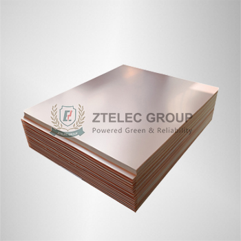 CCL FR4/CEM-3 Copper Clad Laminated Sheet