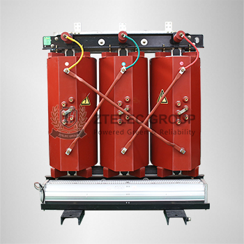 SC(B)10、SC(B)11-30~2500/10 Series of Epoxy Resin Cast Dry-Type Distribution Transformer