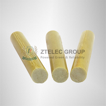 Epoxy Glass Fiber Cloth Laminated Rod