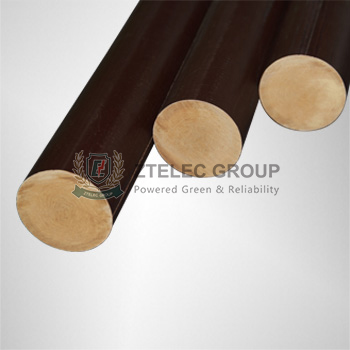 Diphenyl Ether Glass Fiber Cloth Laminated Rod