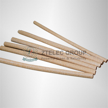 insulation crepe paper pipe