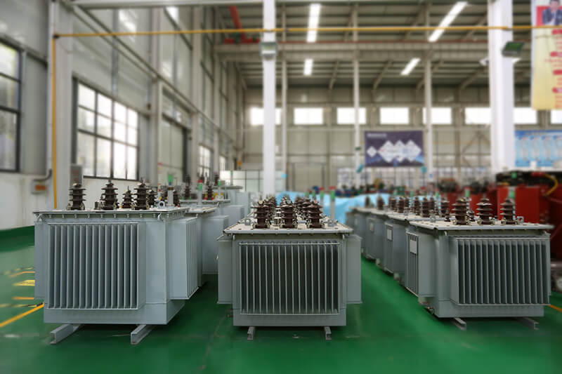 500kva oil-immersed power step-down transformers