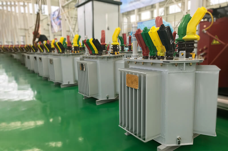250kva three phase transformer