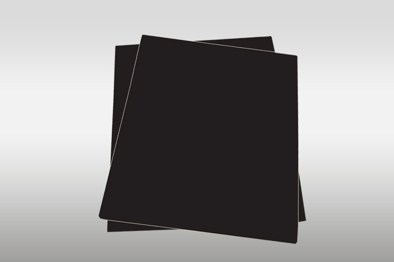 Black Antistatic Fiberglass Board