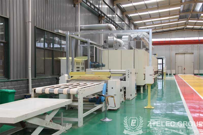 Application characteristics of electrical insulating paperboard